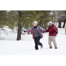Ледоступы – достойный подарок для близкого пожилого человека